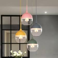 teardrop pendant lighting modern chic