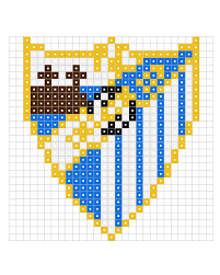 Pyssla Hama Beads Escudos De Equipos De Futbol Desvarios De