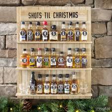 diy bourbon advent calendar chica and jo