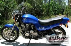 1993 honda cb 750 specifications and