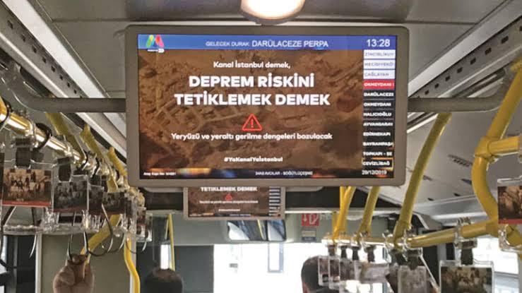 """imamoğlu metrobüs kanal istanbul ile ilgili görsel sonucu"""""""