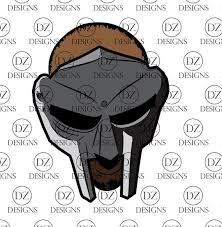Doom Mask Sticker Svgs T Shirt Svgs For Vinyl Cutters Etsy