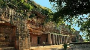 bagh Caves – Vindhyachal mountain, MP_10 Caves In India-02 ...