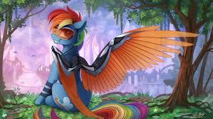 rainbow dash my little pony mlp fim