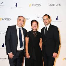 Couture Musings | Jorge Puetes of Roger Dubuis, Mercedes Abramo of Cartier  and Thomas Bouillonnec of Piaget