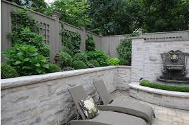 Privacy Fences Trees Shrubs For Peaceful Pleasure