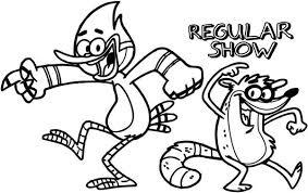 Regular Show Mordecai Rigby Die Cut Vinyl Sticker Decal Sticky Addiction