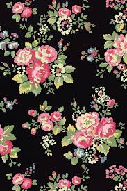 flower wallpapers black background
