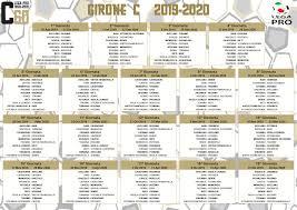 Calendario - Teramo Calcio 1913