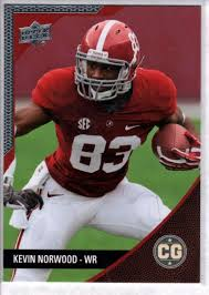 Amazon.com: Football NFL 2014 Upper Deck Conference Greats #8 Kevin Norwood  NM-MT: Collectibles & Fine Art