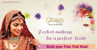 bridal makeup health zone glamor zone