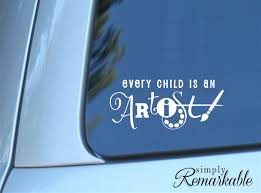 Picasso Quote Every Child Is An Artist Size 7 X 3 Inches