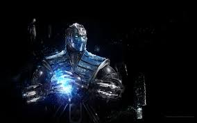 wallpaper sub zero mortal kombat