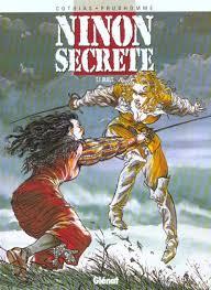 Ninon secrète tome 1 - BDfugue.com