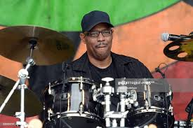 Drummer Raymond Weber performs onstage at the New Orleans Jazz &... News  Photo - Getty Images