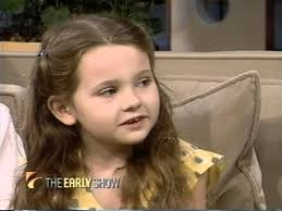 Abigail Breslin interview age 6 2002 - YouTube