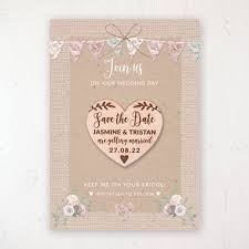 rustic barn save the date heart magnet