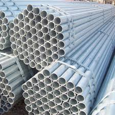 Q235 Hot Dip Galvanized Steel Pipe For Fence Post