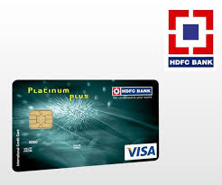 hdfc bank rewards credit card