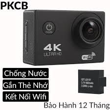 Camera hành trình, hành động Sport Cam camera giám sát camera thể thao hành  động Wifi 4K ULTRA HD Chống rung chống nước chất lượng cao camera quay  video cao cấp PKCB17