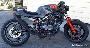 honda vf 500 f cafe racer 500 cm³ 1988
