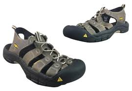 keen leather anti odor anatomic footbed