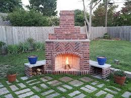 brick outdoor corner