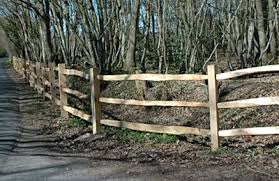 Orlestone Oak Oak Larch And Softwood Post And Rail Fencing Supplies