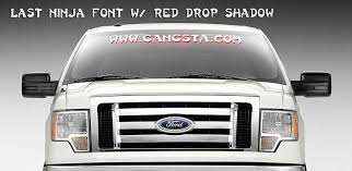Kc Vinyl Decals Graphics Signs Banners Custom Graphics Custom Windshield Banner For Car Truck 4x4