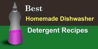 dishwasher detergent without borax