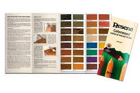 Colorwood Wood Stain By Resene Selector