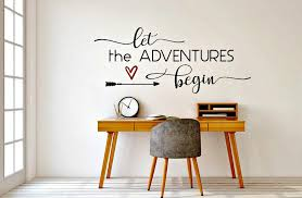 Adventure Decor Laptop Decal Travel Decal For Walls Travel Etsy