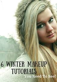 6 winter makeup tutorials s will love