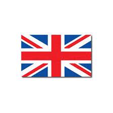 British Union Jack Flag Decal The Bravest Decals
