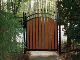Custom Gates And Fences Seegars Fence Company