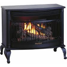 dual fuel freestanding vent free stove
