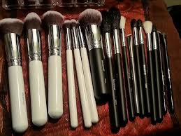 morphe makeup brush set reviews