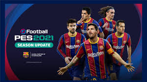 KONAMI announce eFootball PES 2021 FC Barcelona Club Edition