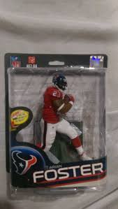 Adrian Foster Houston Texans Red Figure NIB » Budd's Collectibles