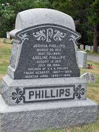 Adeline Whittier Phillips (1815-1888) - Find A Grave Memorial