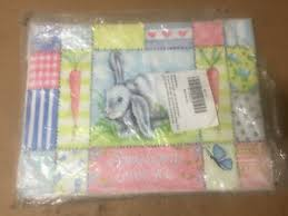 The Kids Room By Stupell Somebunny Loves You With Carrots And Patchwork Border 49182008145 Ebay