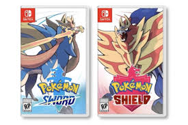 Pre-order Pokémon Sword and Shield - The Game Zone