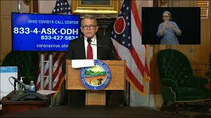 DeWine Announces Stay-At-Home Order for ...
