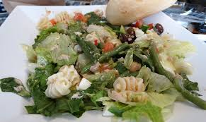 what s for lunch a salad might work
