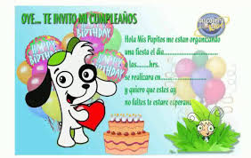 Invitaciones Cumpleanos Nino Para Pantalla Hd 2 Fondosmovil Net