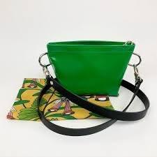 Little ida green - Olivia Bertus - handmade originals