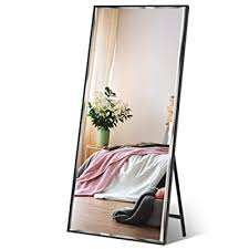 floor stand up or wall mounted mirror