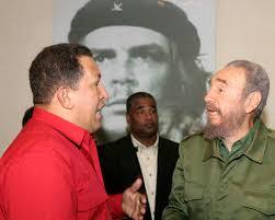 Fotografía del Comandante Hugo Rafael Chávez Frías y Fidel Castro Ruz juntos. | Politica