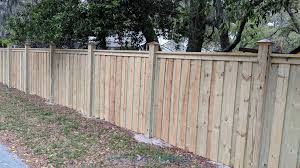 Orlando Fence Contractor Of Wood Pvc Vinyl Aluminum Fencing Gifford Fence
