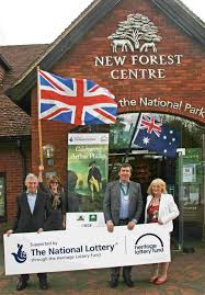 Heritage Lottery grant helps celebrate work of New Forest hero    Bournemouth Echo